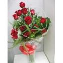 San Valentin 12 rosas Diseny