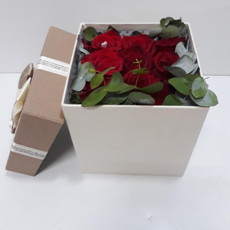 caja regalo floristerías alcoy
