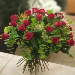 Ramo 25 rosas Amor