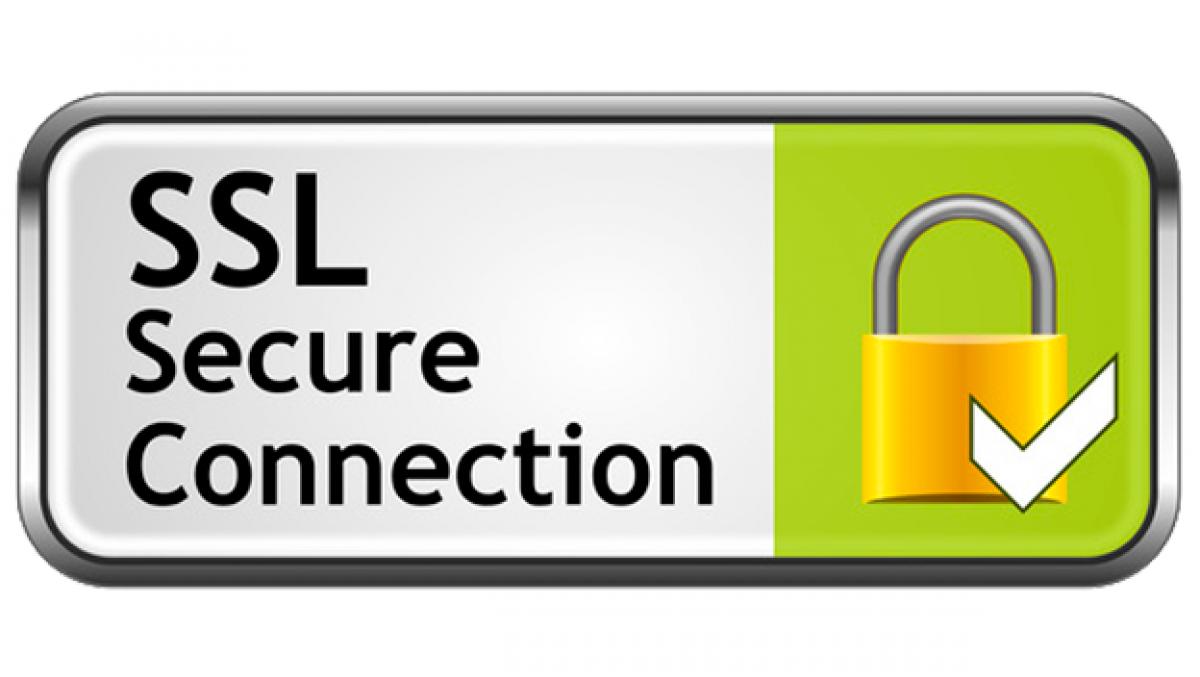 Seguridad encriptada ssl en toda la web para mayor seguridad